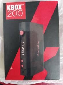 Mod vape kbox 200 wat