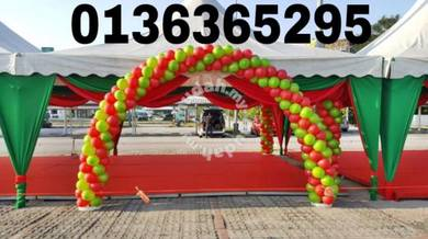 Wedding Arch Balloon Entrance 427