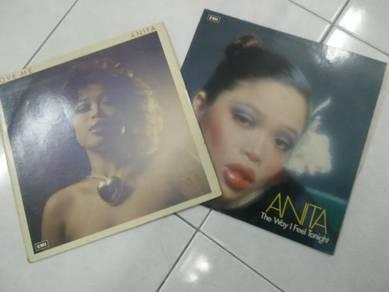 Anita sarawak english titled albums