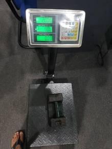 Timbang digital 150kg heavy duty weighing pricing