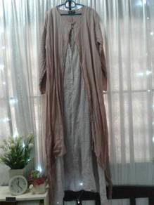 SIS n SIS Crumpled Cotton Dress