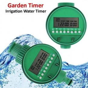 Digital Water Timer Garden Plant Irrigation LCD