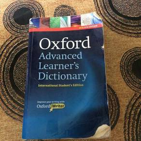Oxford Dictionary 8th edition