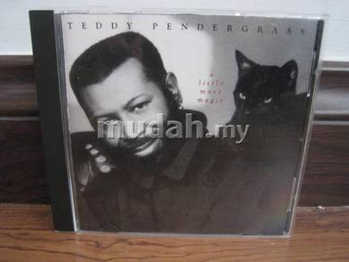CD Teddy Pendergrass - A Little More Magic