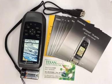 Garmin GPSMAP 78s Marine Handheld GPS