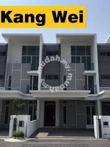 MInden Garden Residence Terrace House_Guarded & Gated_Gelugor Penang