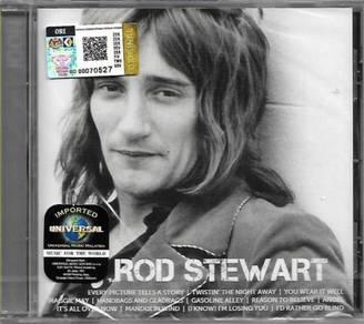 Rod Stewart Icon Greatest Hits CD