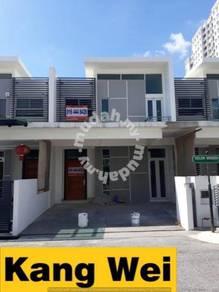 Minden Garden Residence Terrace Landed House - Gelugor Bukit Gambier