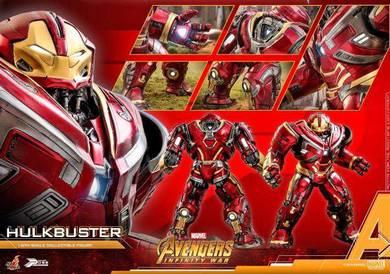 Hulkbuster Avengers Infinity War Hot Toys PPS005