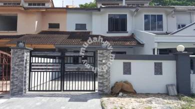 Taman Puteri Wangsa Jalan Jenawi Double Storey Renovated CAN FULL LOAN