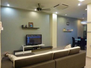 Prestige Height Double Storey Fully Furnished
