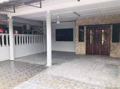[ TERES SEWA ] 1STY Taman Kota Cheras RENOVATED NEGO NEAR MRT SRI RAYA