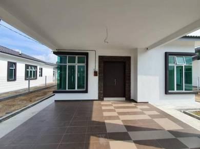 Bungalow House 1 storey at Taman Belimbing Setia, Melaka