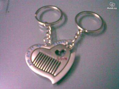 ABKSS-L001 COOL One Pair of Lovely Comb in Heart