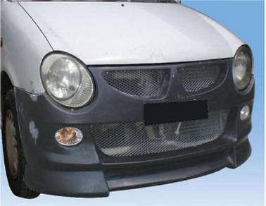 Perodua New Kancil Wald Front Bumper With Lamp