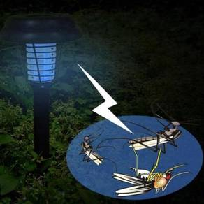 UV LED Solar Powered Outdoor Mosquito KilleR