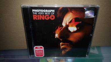 CD The Very Best of Ringo Starr - Photograph