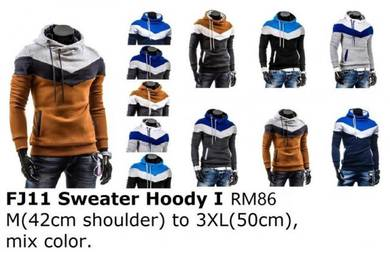 Sweater Hoody Jacket I