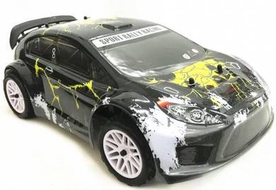 HSP94118-GY 1/10th Sport Electric Rally Car