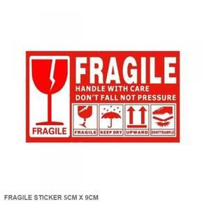 100 pcs fragile sticker 04