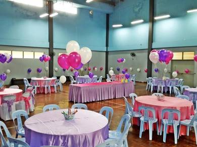 Boquet Balloon Decoration 00142