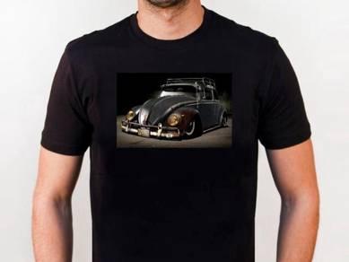Baju T-Shirt VOLKSWAGEN BEETLE NSQ41 siap poslaju