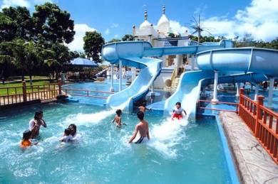A famosa melaka waterpark ticket