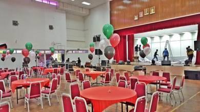 463) Boquet Balloon Deco