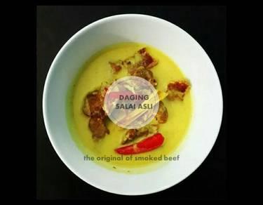 Pembekal daging salai asli