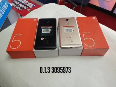 Xiaomi - redmi 5 - 32gb- new