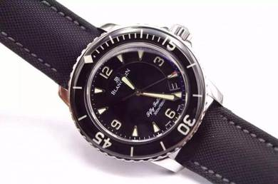 Automatic Diver watch fifty fathom blanpain