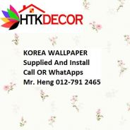 Classic wall paper with Expert Installation 4U64