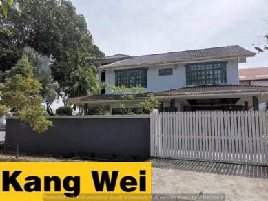 Bungalow House At Minden Heights_Cangkat Minden_Swimming Pool_Gelugor