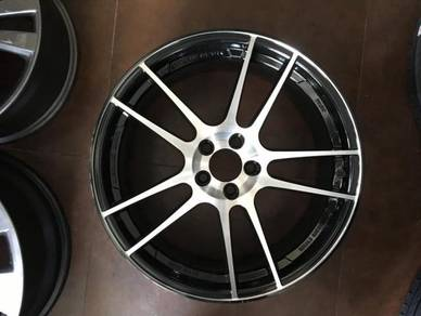 18 Inch Mono Block Light Concept Rim Altis Wish