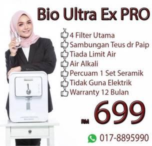Water Filter Penapis Air Bio ULTRA DISPENSER GV701
