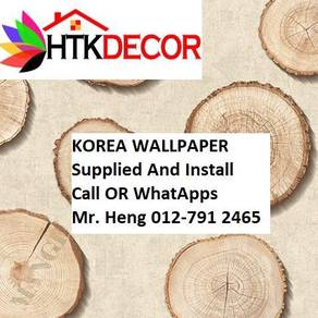 Korea Wall Paper for Your Sweet Home 45H64