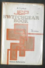 J&P; Switchgeat Book