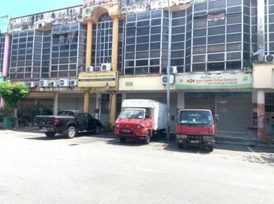 Subang 2 U5 Shah Alam 3 storey shop for sale