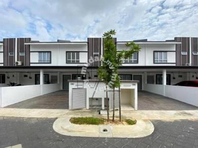 NEW Double-Storey Terrace House LBS Alam Perdana Puncak Alam
