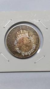 Vintage Hong Kong King Edward VII 1 Cent 1905