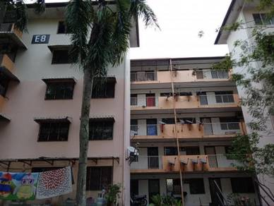 Setapak, Wangsa Maju Section 2 Apartment, 3bedroom 2bathroom