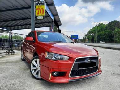 Used Mitsubishi Lancer for sale