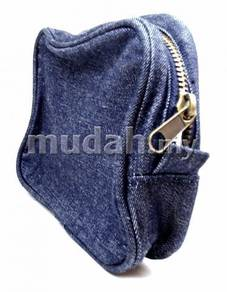 Jeans Toiletry Bag