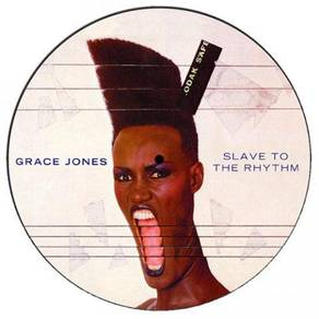Grace Jones Slave To The Rhythm 180g Import
