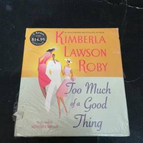 TOO MUCH OF A GOOD THING - KIMBERLA (Audio book)