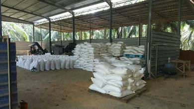 Tanah Baja Organik Top Soil High Quality