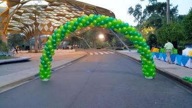 Welcome Balloon Entrance 00146