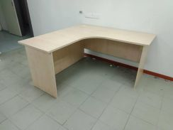 L shape office table Code OT-247