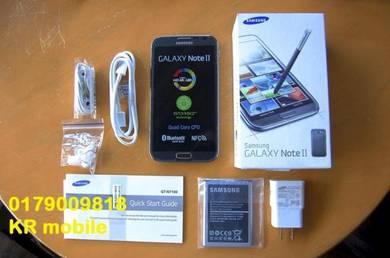 Samsung -Note 2- sekali -Kotak-