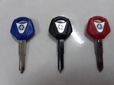 Yamaha honda suzuki kawasaki blank key